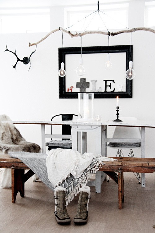 Recycle Old Items Into DIY Budget Lighting Projects That Will Make Your Home Shine homesthetics  (13)