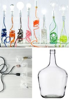 Recycle Old Items Into DIY Budget Lighting Projects That Will Make ...