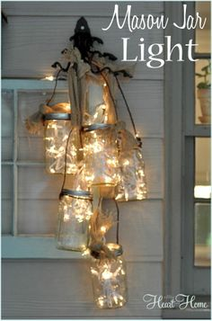 Recycle Old Items Into DIY Budget Lighting Projects That Will Make Your Home Shine homesthetics  (23)