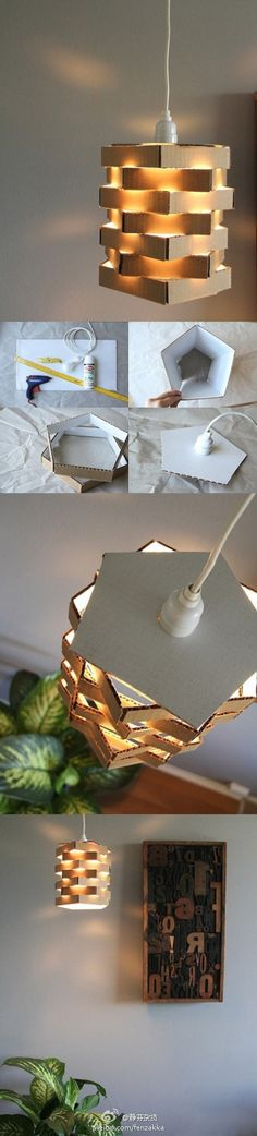 Recycle Old Items Into DIY Budget Lighting Projects That Will Make Your Home Shine homesthetics  (3)