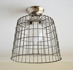 Recycle Old Items Into DIY Budget Lighting Projects That Will Make Your Home Shine homesthetics  (4)