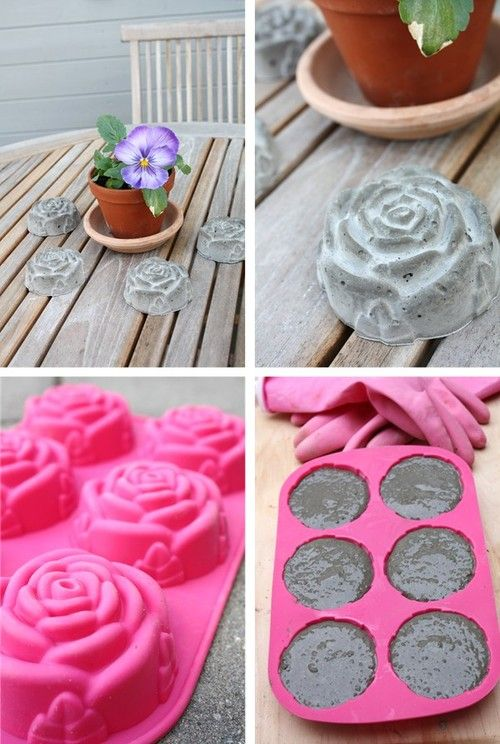 Top 32 DIY Concrete And Cement Projects For The Crafty
