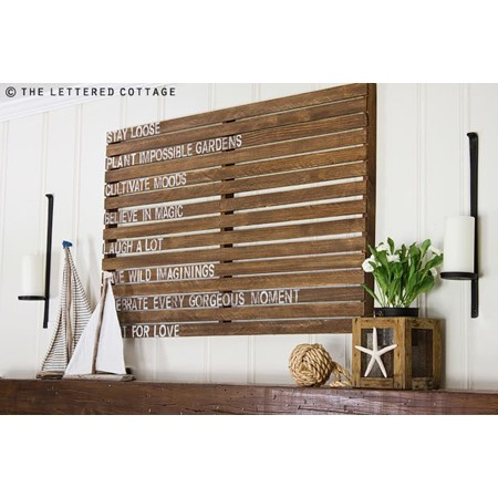 Top 30 Pallet Wall Art DIY Projects You Will Love-homesthetics (1)