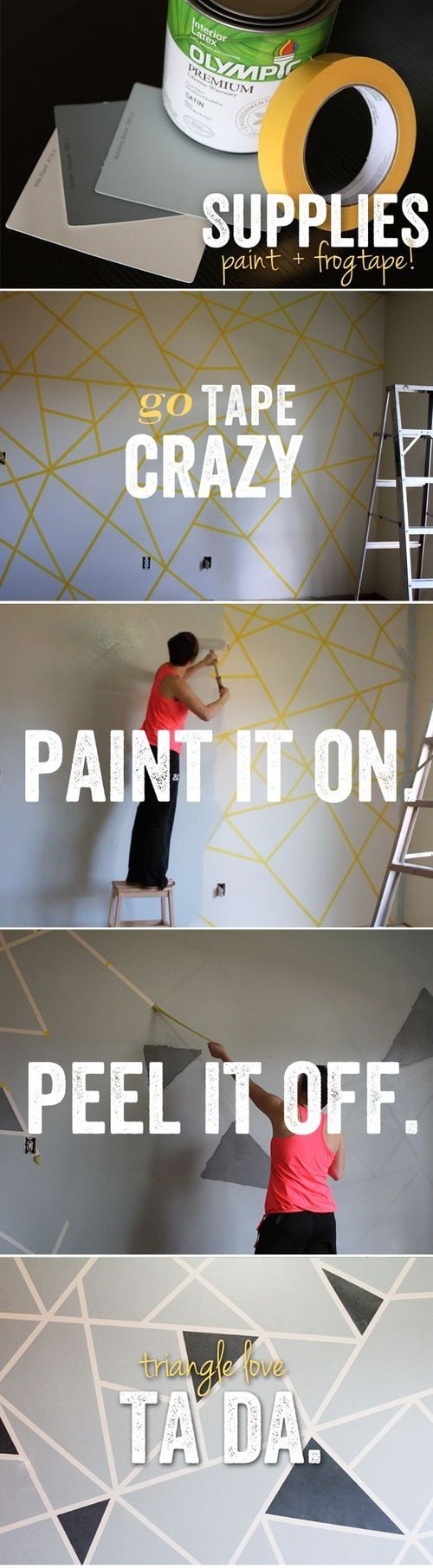 Top 32 Amazing DIY Paintings For Your Blank Walls (14)