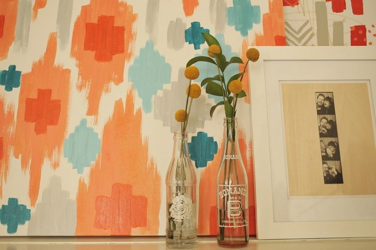 31. PAINT YOUR WALL IN PASTEL COLORS