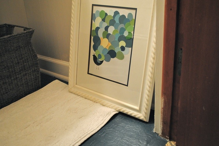 12. CREATE A PAINT CHIPS PAINTING