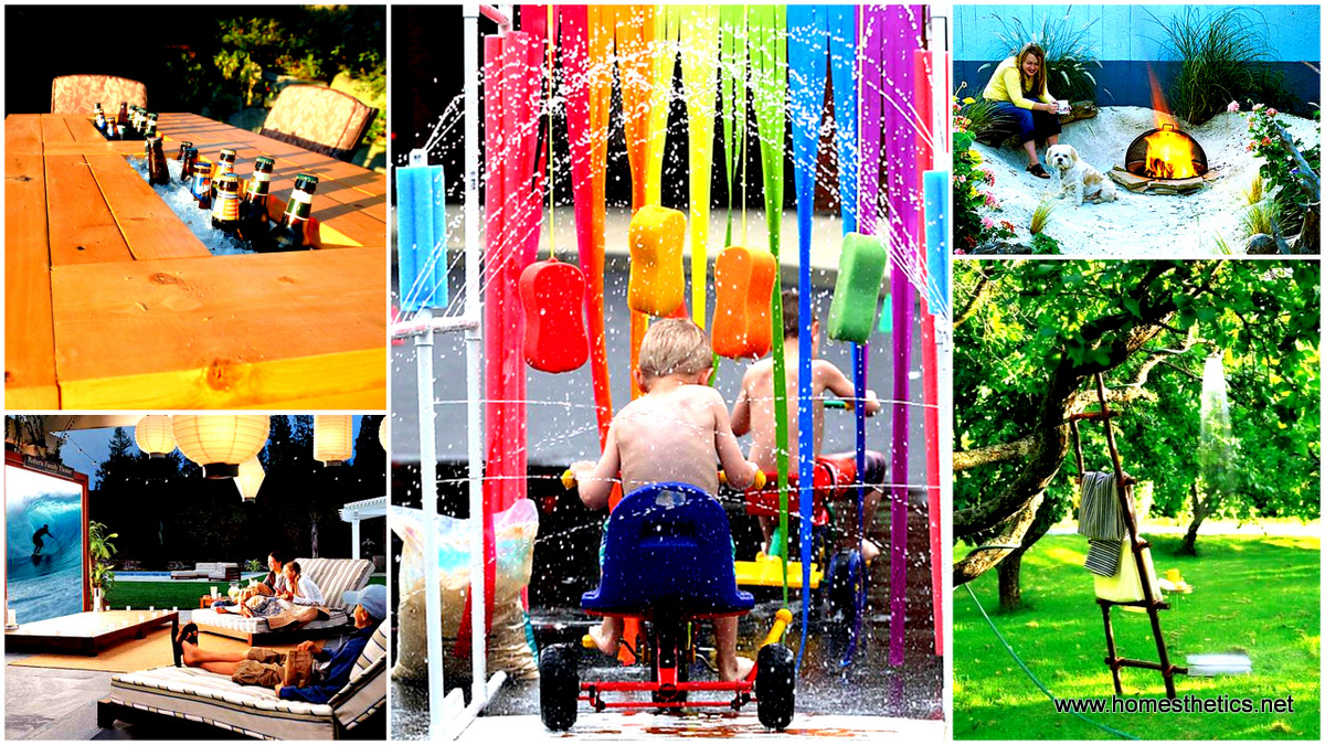1 15 Insanely Beautiful DIY Projects That Will Transform Your Backyard Into Something Unique