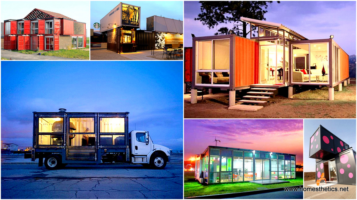 25 Shipping Container Homes amp Structures Designed With An