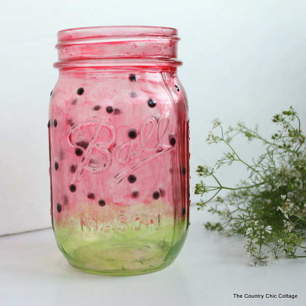 THE WATERMELON JAR