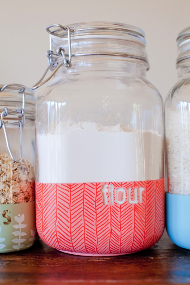 KITCHEN CONTAINERS Mason Jar