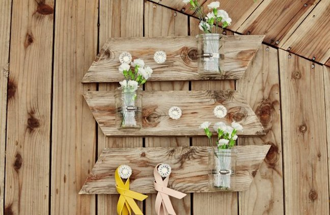 MAKE SOME RUSTIC VASES