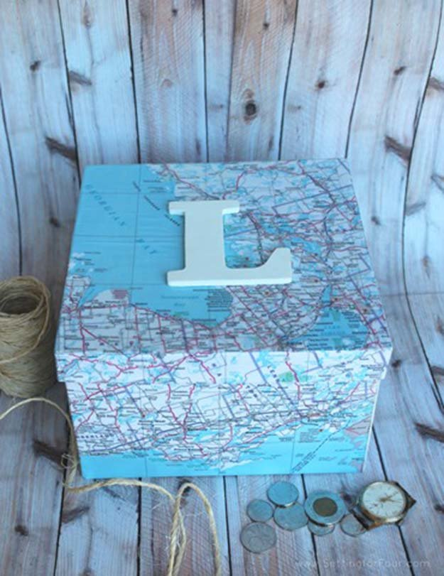 21 Simple & Creative Mod Podge Crafts That You Can Start Right Away homesthetics decor (38)