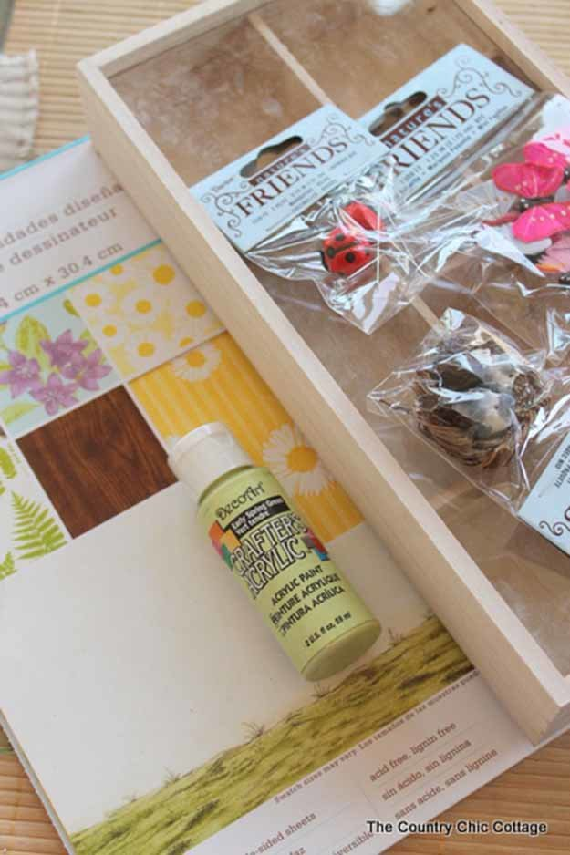 21 Simple & Creative Mod Podge Crafts That You Can Start Right Away homesthetics decor (41)