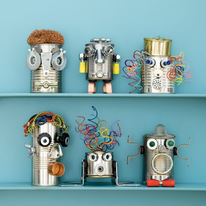50 Extremely Ingenious Crafts and DIY Projects That Are Recycling, Repurposing & Upcycling Cans homesthetics decor (8)