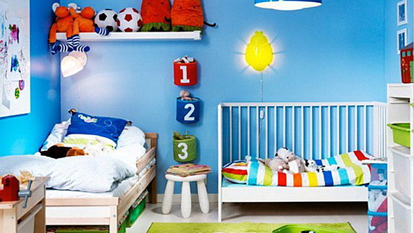 enjoyable bedroom designs for kidschildren. 6 Tips on How to Make Room Sharing Enjoyable and Practical for Children  homesthetics decor