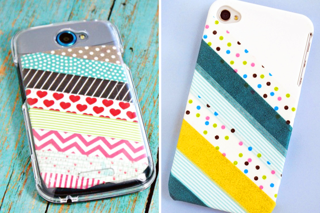 on sale 5f3ad b1049 Accessorize And Decorate With These 25 DIY iPhone Cases