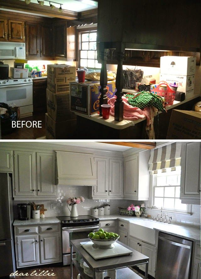 Before & After  Kitchen Makeover Projects from Around the Web-homesthetics.net (9)