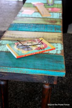 Colorful Upcycling Furniture Projects (1)