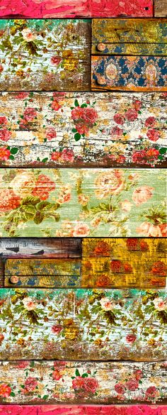 Colorful Upcycling Furniture Projects (3)