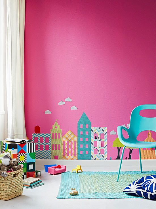 Creative Fun For All Ages With Easy DIY Wall Art Projects_homesthetocs.net (10)