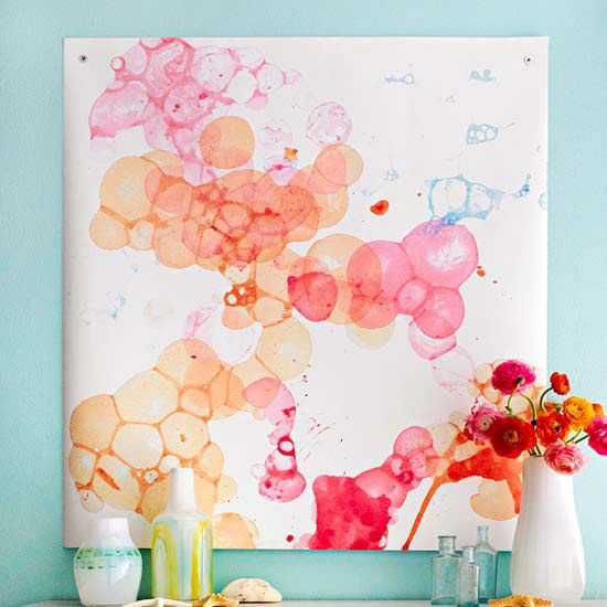 Creative Fun For All Ages With Easy DIY Wall Art Projects_homesthetocs.net (3)