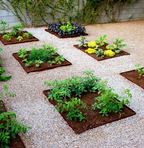 DIY Garden Projects Anyone Can Make Homesthetics 1
