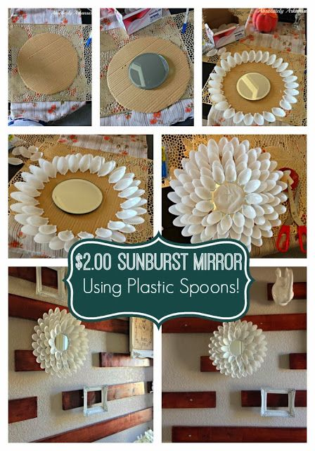 diy plastic spoons projects to get you crafty for the next