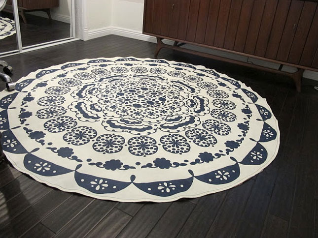 Easy DIY Rope Rugs Projects To Warm Up Your Home-homesthetics (1)