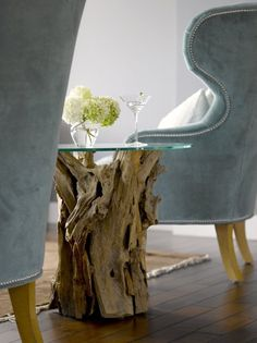 Exceptionally Creative DIY Tree Stumps Crafts to Complement Your Interior With Organicity homesthetics decor (28)