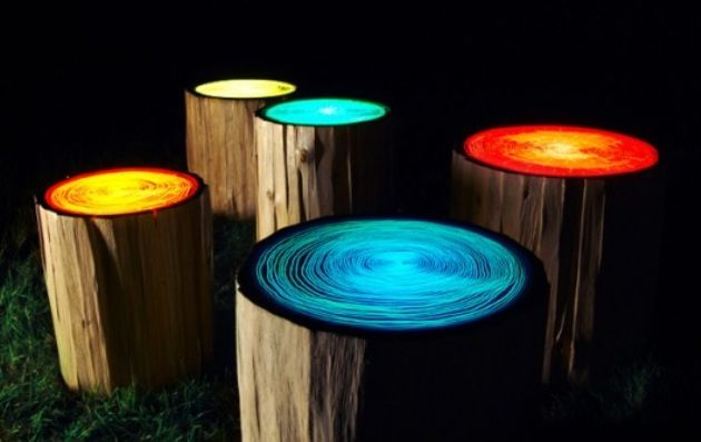 Exceptionally Creative DIY Tree Stumps Projects to Complement Your Interior With Organicity homesthetics decor (12)