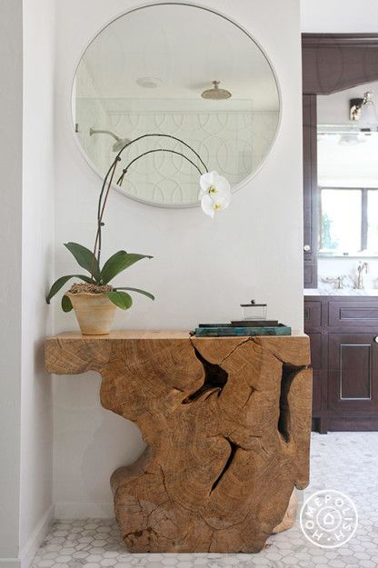 Exceptionally Creative DIY Tree Stumps Projects to Complement Your Interior With Organicity homesthetics decor (17)