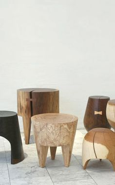 Exceptionally Creative DIY Tree Stumps Projects to Complement Your Interior With Organicity homesthetics decor (18)
