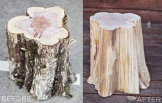 Exceptionally Creative DIY Tree Stumps Projects to Complement Your Interior With Organicity homesthetics decor (25)