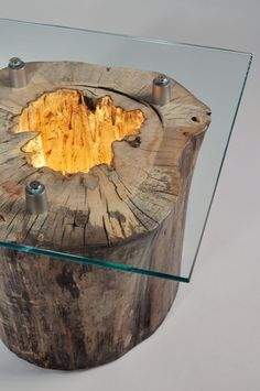 Exceptionally Creative DIY Tree Stumps Projects to Complement Your Interior With Organicity homesthetics decor (30)