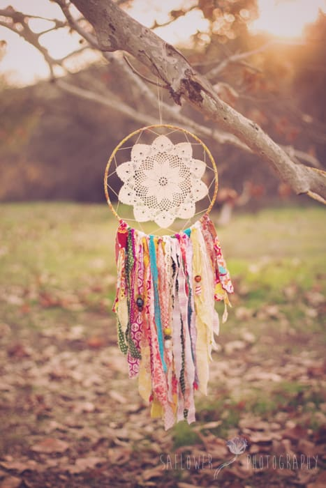 How to Make a Dream-catcher Tutorial & Beautiful DIY Dream-catcher Inspiration Pack for Beginners homesthetics decor (12)