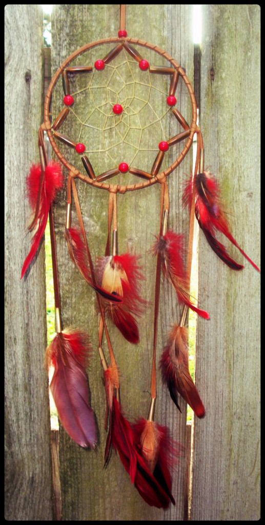 How to Make a Dream-catcher Tutorial & Beautiful DIY Dream-catcher Inspiration Pack for Beginners homesthetics decor (19)
