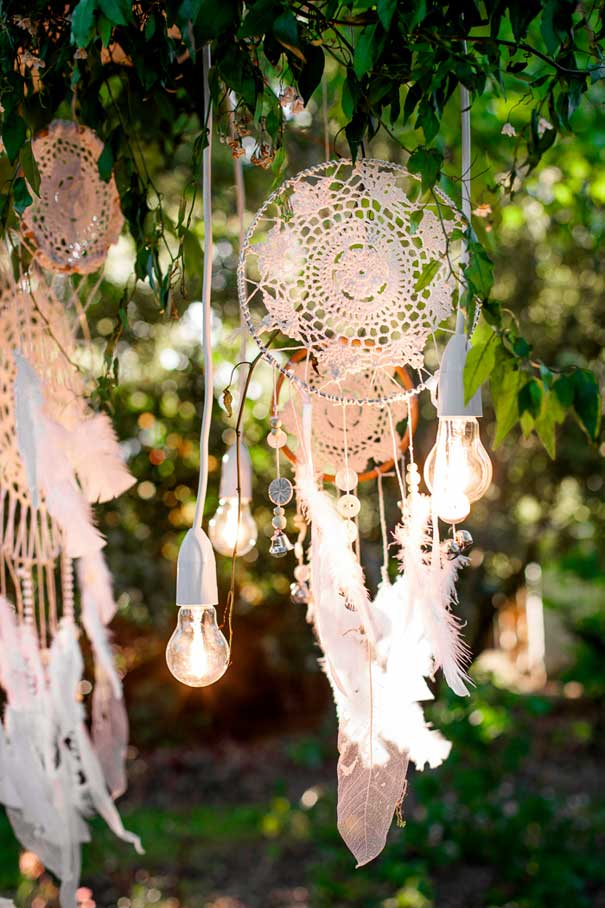 How to Make a Dream-catcher Tutorial & Beautiful DIY Dream-catcher Inspiration Pack for Beginners homesthetics decor (27)