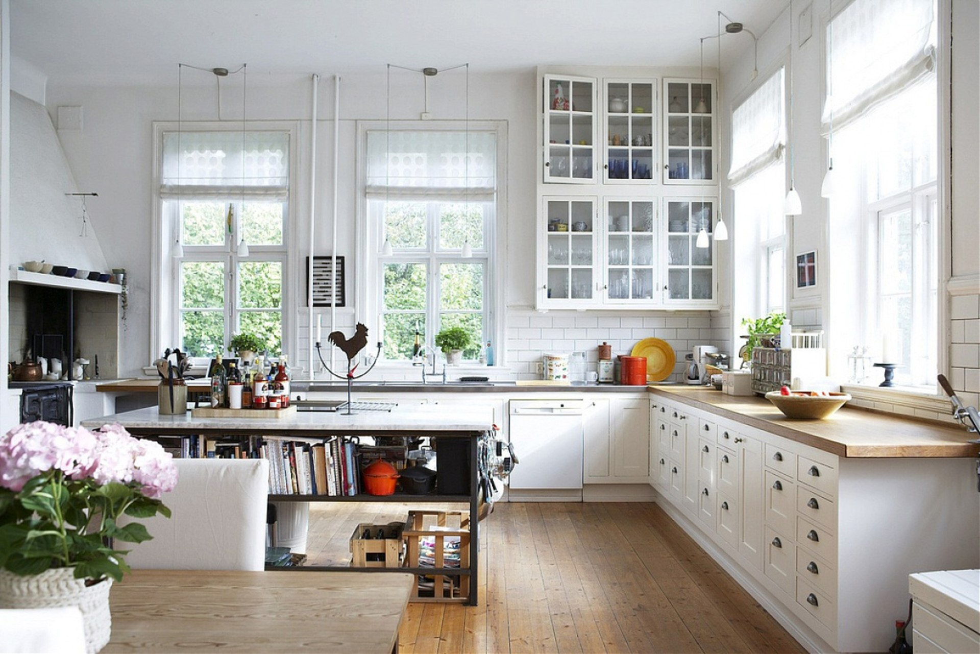 How to Materialize The Kitchen of Your Dreams Today homesthetics kitchen decor (2)