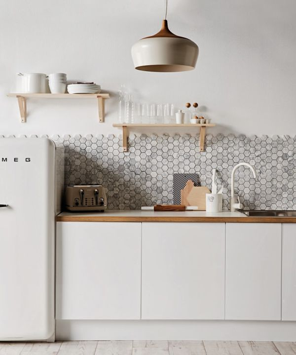 How to Materialize The Kitchen of Your Dreams Today homesthetics kitchen decor (4)