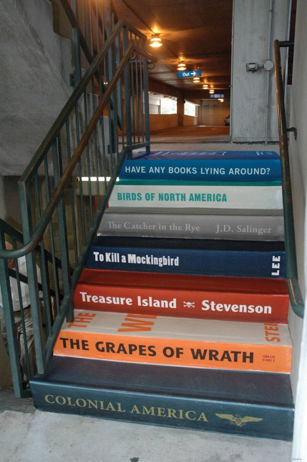 Ideas On DIY Stair Projects (12)