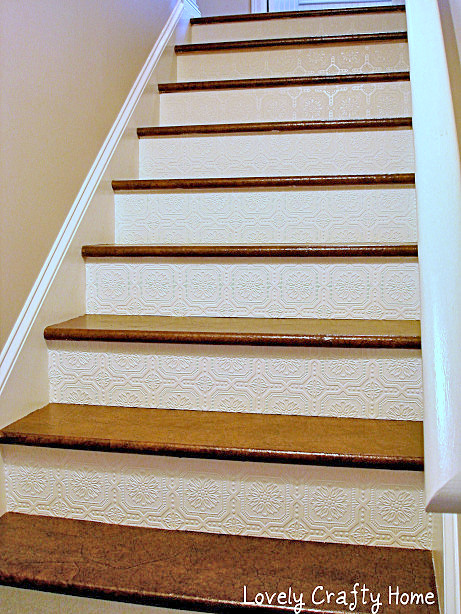 Ideas On DIY Stair Projects (2)