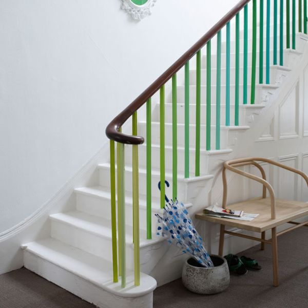 Ideas On DIY Stair Projects (25)