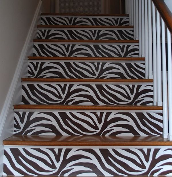 Ideas On DIY Stair Projects (5)