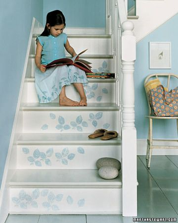 Ideas On DIY Stair Projects (9)