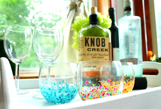 Revive And Refresh Old Dusty Items With These Nail Polish Projects_homesthetics.net (1)