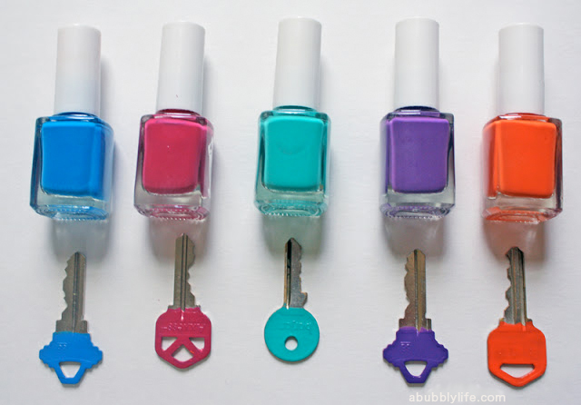 Revive And Refresh Old Dusty Items With These Nail Polish Projects_homesthetics.net (2)