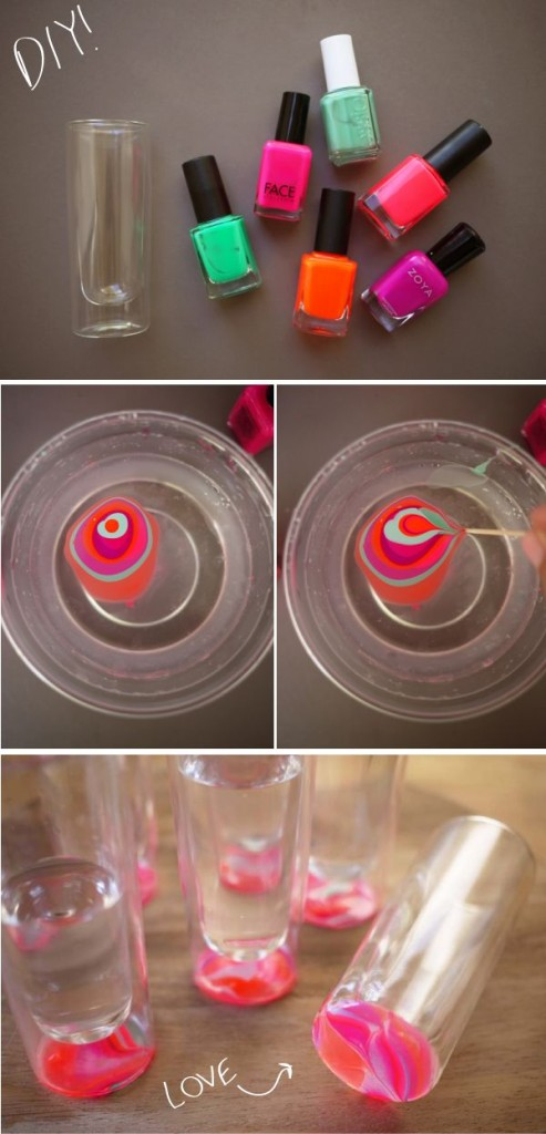 Revive And Refresh Old Dusty Items With These Nail Polish Projects_homesthetics.net (5)