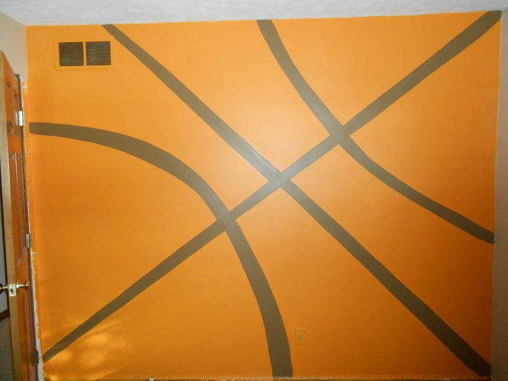 Simple Steps to Consider For an Inspiring Basketball Themed Bedroom homesthetics decor (3)