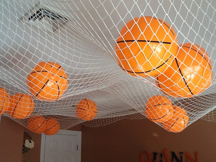 Simple Steps to Consider For an Inspiring Basketball Themed Bedroom homesthetics decor (4)