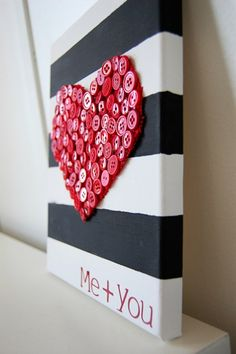 Simply Creative DIY Valentine Crafts That You Can Start Right Now homesthetics decor (11)